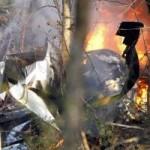 Tin tức trong ngày - Canada: Máy bay đâm cột điện, 5 người chết cháy