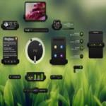 Công nghệ thông tin - Màn hình desktop thật lộng lẫy với XWidget