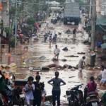 Tin tức trong ngày - Cảnh tan hoang sau lũ ống ở Quảng Ninh