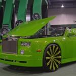 Ô tô - Xe máy - Bản độ Rolls-Royce Drophead Coupe siêu xấu xí