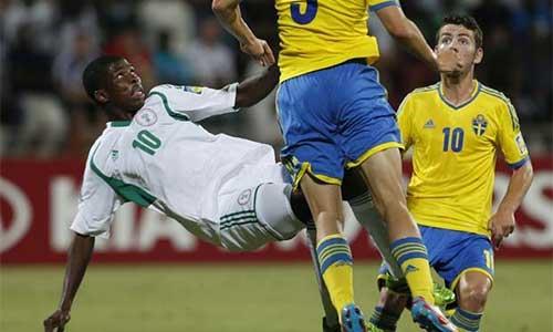 Arsenal nhắm sao trẻ người Nigeria - 1
