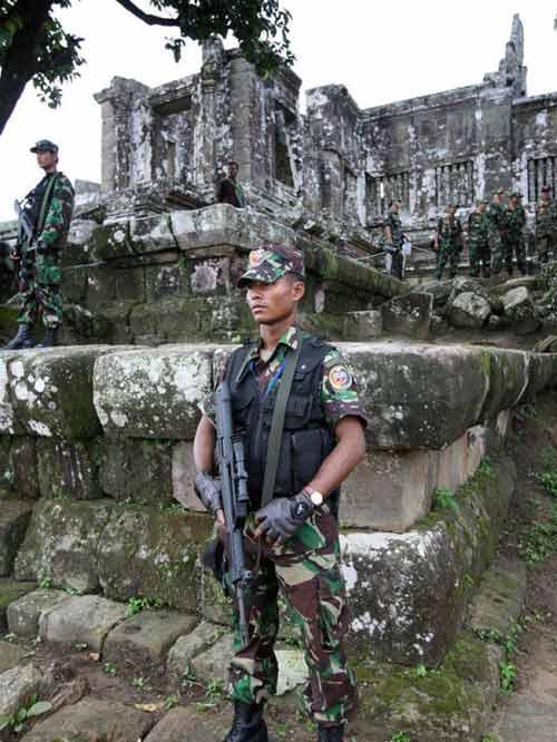 Campuchia thắng trong cuộc chiến giành đền cổ - 2