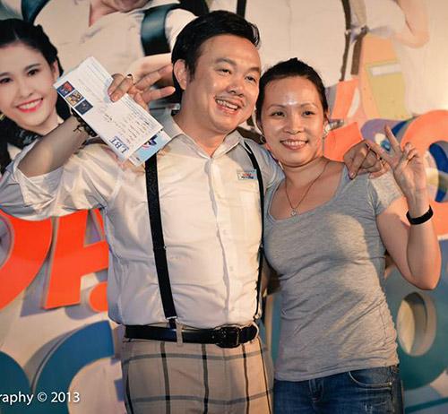 """Hoài Linh """"đại náo"""" rạp chiếu phim - 11"""