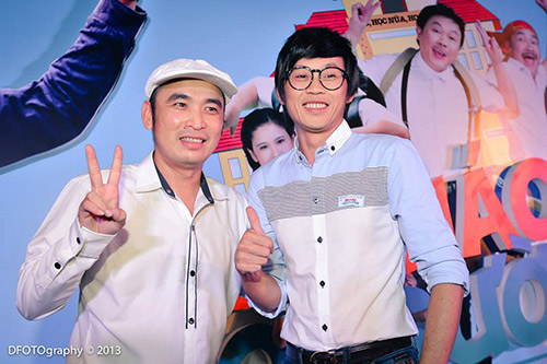 """Hoài Linh """"đại náo"""" rạp chiếu phim - 2"""