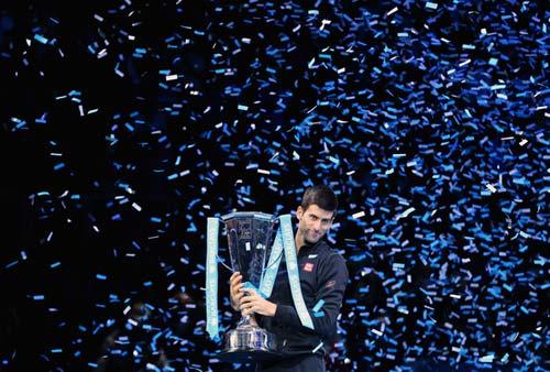 Khi Djokovic lại làm siêu nhân - 3