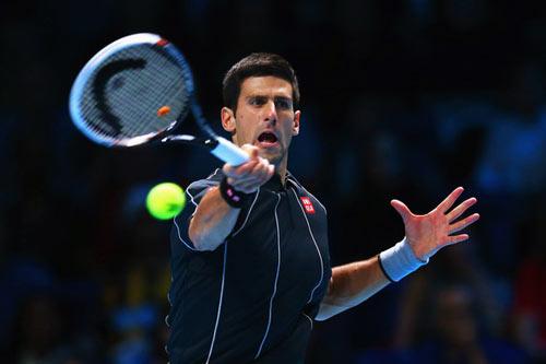 Khi Djokovic lại làm siêu nhân - 2