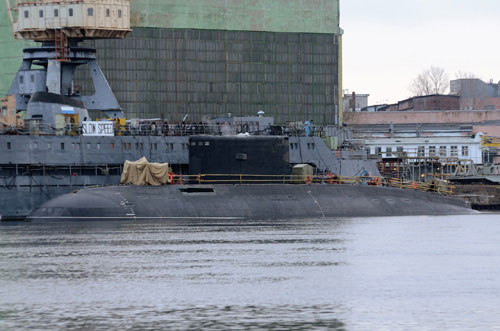Việt Nam sắp nhận tàu ngầm Kilo đầu tiên - 1