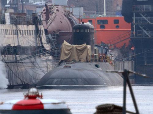 Việt Nam sắp nhận tàu ngầm Kilo đầu tiên - 2