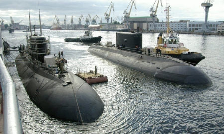 """""""Tàu ngầm VN có thể tấn công đất liền"""" - 1"""