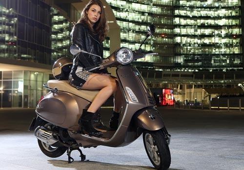 Vespa Primavera sắp cập bến thị trường Việt - 5