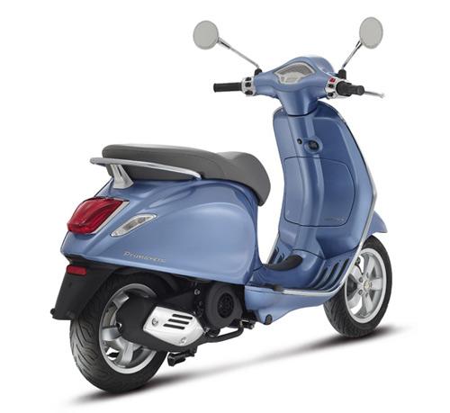 Vespa Primavera sắp cập bến thị trường Việt - 6
