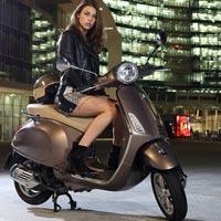 Vespa Primavera sắp cập bến thị trường Việt