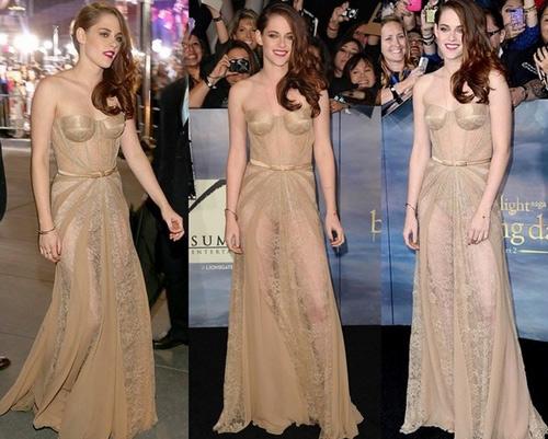 """12 chiếc váy khiến thế giới """"nín thở"""" - 7"""