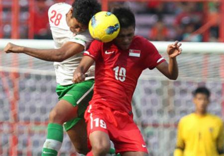 SEA Games 27: U23 Singapore mạnh hay yếu? - 1