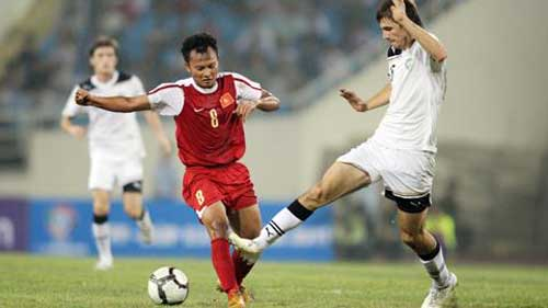 "Uzbekistan mang cả ""dàn sao"" sang Việt Nam tái đấu - 1"