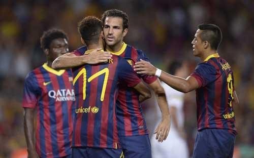 """Barca: Hóa giải hội chứng """"phụ thuộc Messi"""" - 2"""