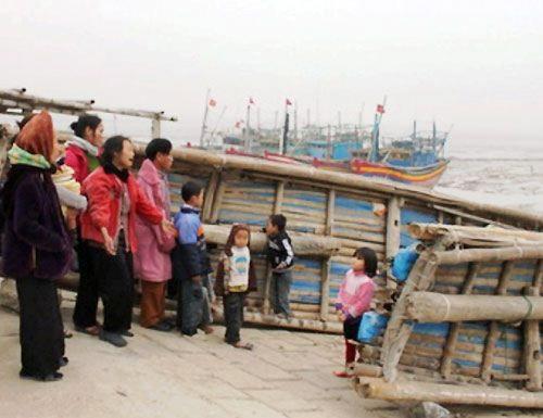 Làng có 142 góa phụ: Tang thương đất biển - 1