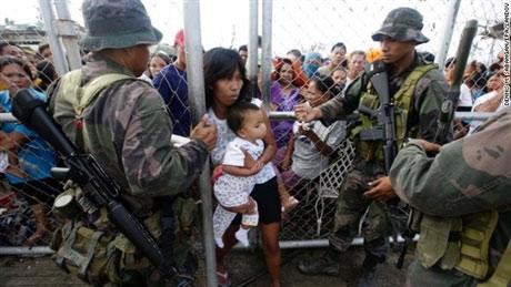 Trẻ em Philippines và nỗi ám ảnh siêu bão Haiyan - 4