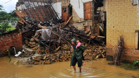 Trẻ em Philippines và nỗi ám ảnh siêu bão Haiyan - 5