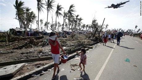 Trẻ em Philippines và nỗi ám ảnh siêu bão Haiyan - 6
