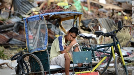 Trẻ em Philippines và nỗi ám ảnh siêu bão Haiyan - 7