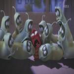 Video Clip Cười - Phim hoạt hình Larva: Đêm kinh hoàng