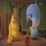 Video Clip Cười - Phim hoạt hình Larva: Gà Yellow