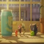 Video Clip Cười - Phim hoạt hình Larva: Toilet