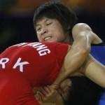 Thể thao - ĐT Vật dự SEA Games 27: Mạnh quá cũng…lo