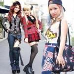 Thời trang - Bạn trẻ Nhật biến hóa cùng đồ jean