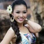 Thời trang - Xem thí sinh hoa hậu phô diễn đường cong
