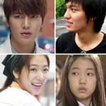 Phim Hàn - Bất ngờ nhan sắc thật dàn sao Người thừa kế