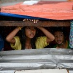 Tin tức trong ngày - Trẻ em Philippines và nỗi ám ảnh siêu bão Haiyan