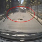 Video Clip Cười - Những va chạm ô tô vô lý nhất – p8