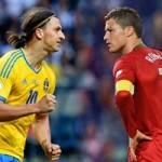 Bóng đá - CR7 vs Ibra: Chỉ có bóng đá là thua cuộc