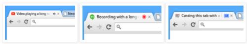 Google Chrome 32 Beta: Nhận diện tác vụ trong từng thẻ - 1