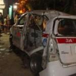 Tin tức trong ngày - HN: Tàu hỏa tông taxi, 9 người thương vong