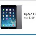 Apple phát hành iPad Mini 2 giá 8,4 triệu đồng