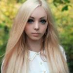 Phi thường - kỳ quặc - Cô gái búp bê 20 tuổi ở Ukraina