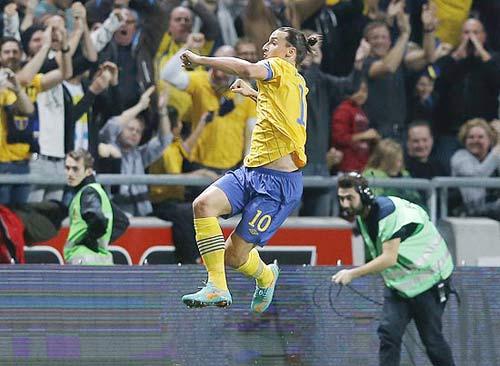 """BĐN – Thụy Điển: Nếu siêu sao """"nổi điên"""" - 1"""