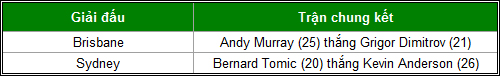 """Big 3"" Nadal-Djokovic-Murray thống trị năm 2013 - 6"