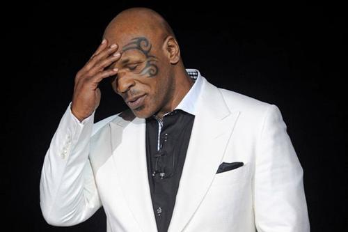 Mike Tyson tiết lộ sốc về sex và thuốc phiện - 1
