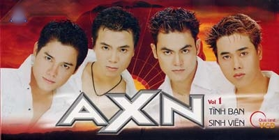 AXN: Nhóm nhạc thị trường đầu tiên của VPop - 2