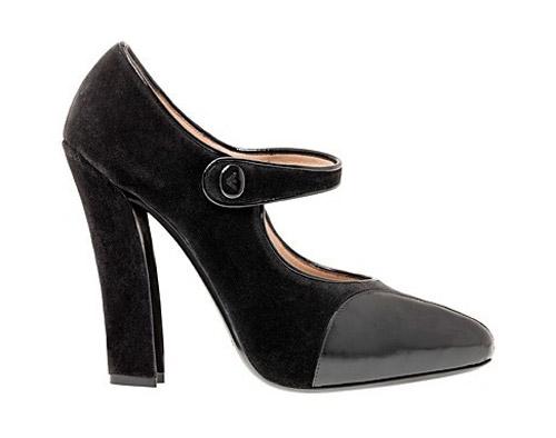 Đôi chân thêm sang với giầy nhung - 11