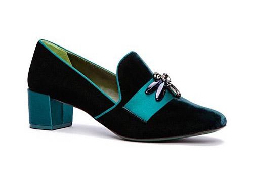 Đôi chân thêm sang với giầy nhung - 14