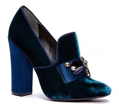 Đôi chân thêm sang với giầy nhung - 16
