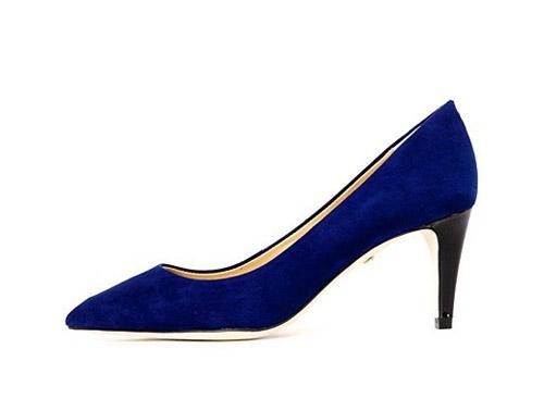 Đôi chân thêm sang với giầy nhung - 7