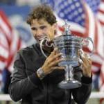 Thể thao - HOT: Nadal lập kỉ lục tiền thưởng