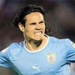 Bóng đá - Play-off World Cup: Cavani đá phạt thần sầu