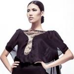 Thời trang - Lan Khuê gợi cảm với váy xuyên thấu